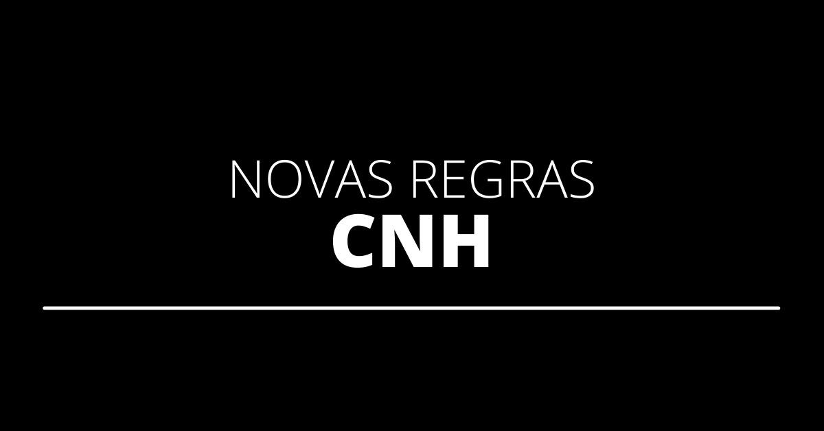 CNH, novas regras CNH, mudança na CNH, limite de pontos CNH, renovação CNH